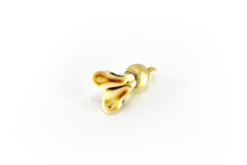 195€ - Pingente de ouro 18k com grandel