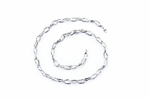 60€ - Corrente de prata 38cm