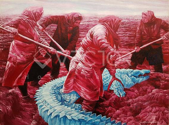 Battle for the harvest