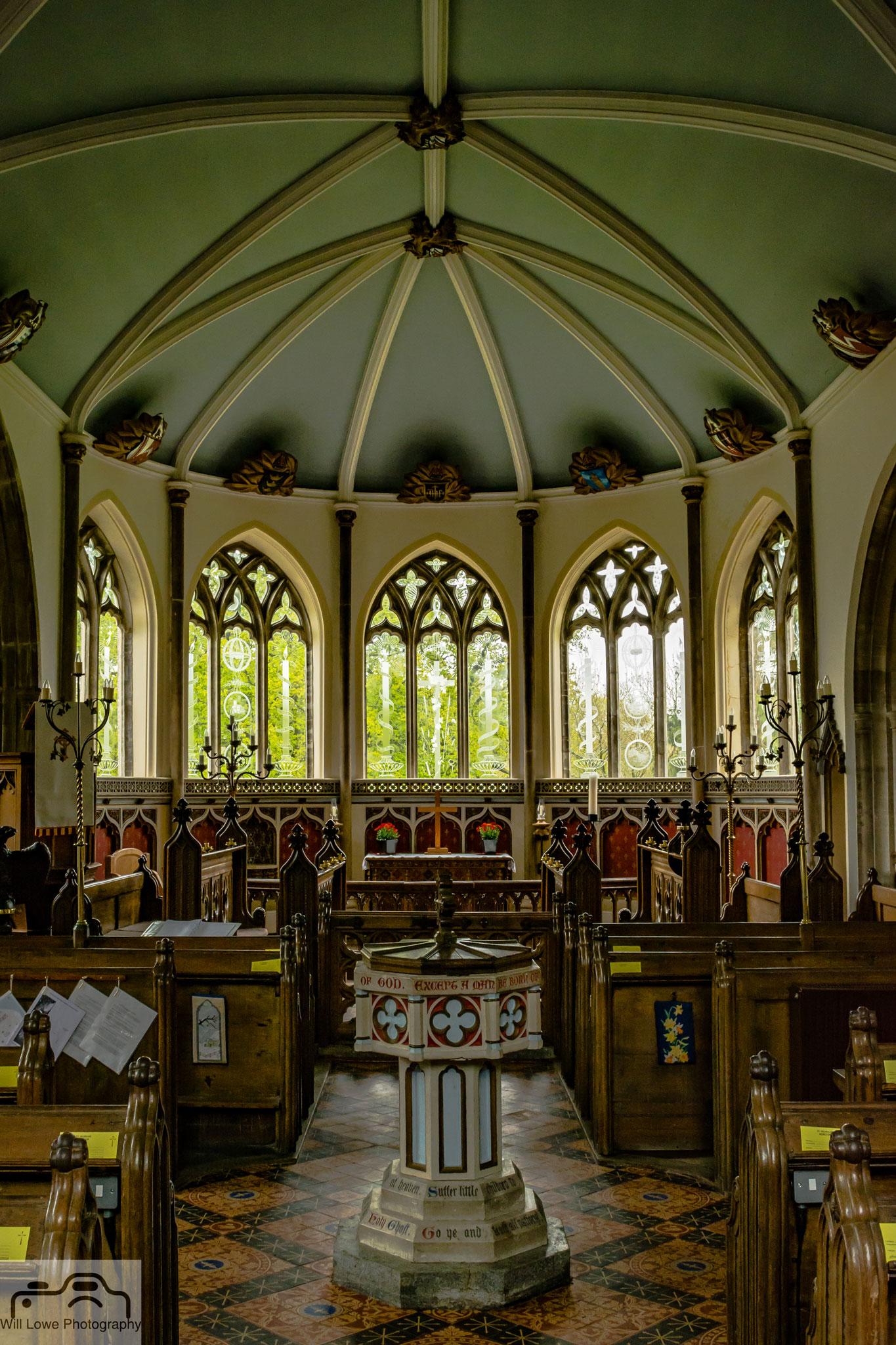 Morton Church Interior