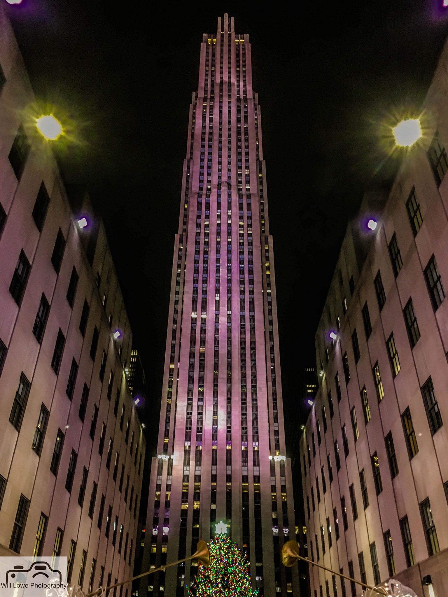 Rockefeller Centre - NYC