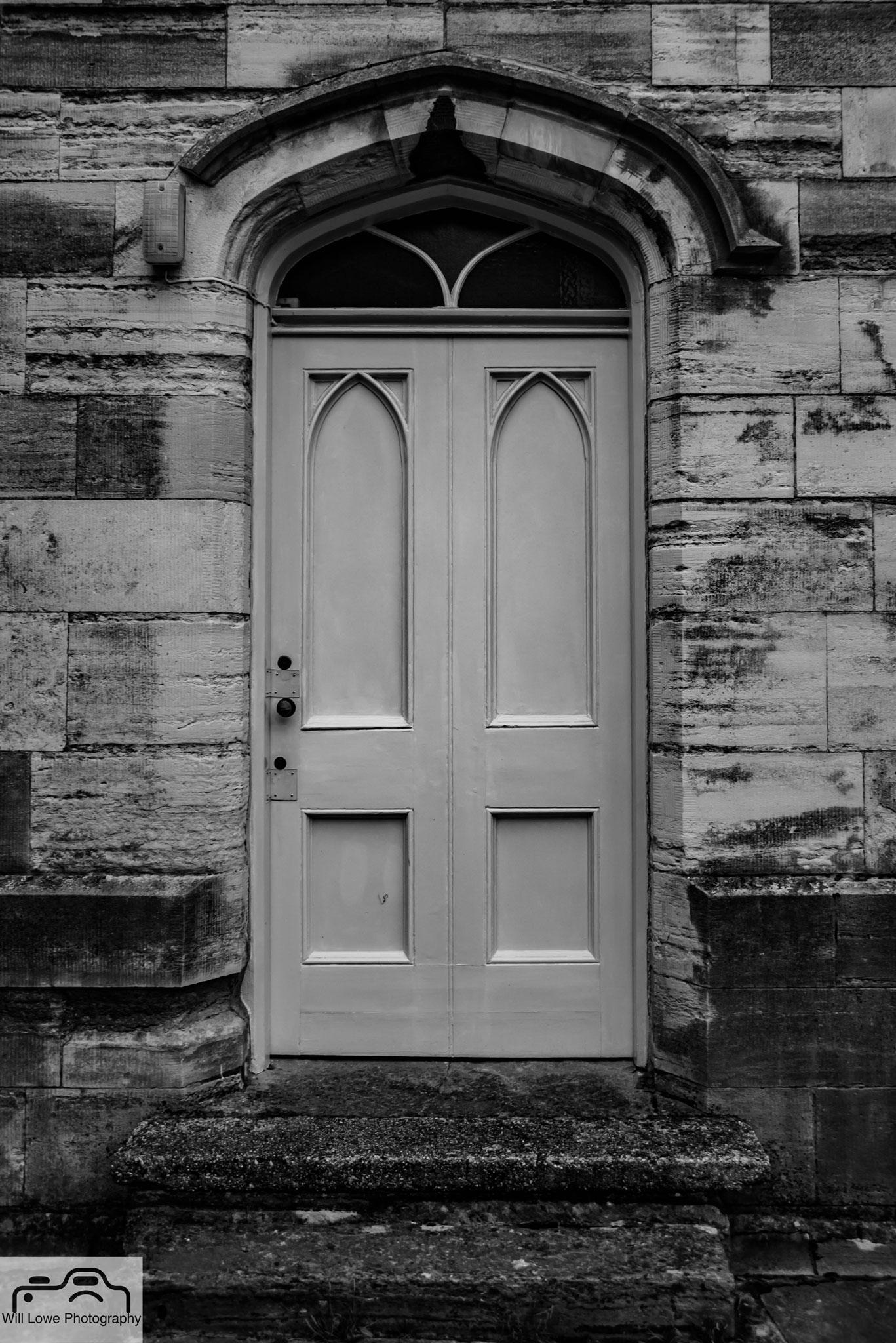 Vestry Door