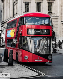 London New Routemaster Bus