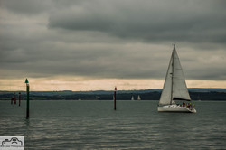 View from Lepe Beach