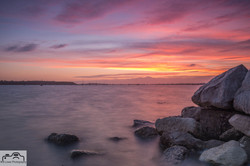 Sunset - Evening Hill, Poole