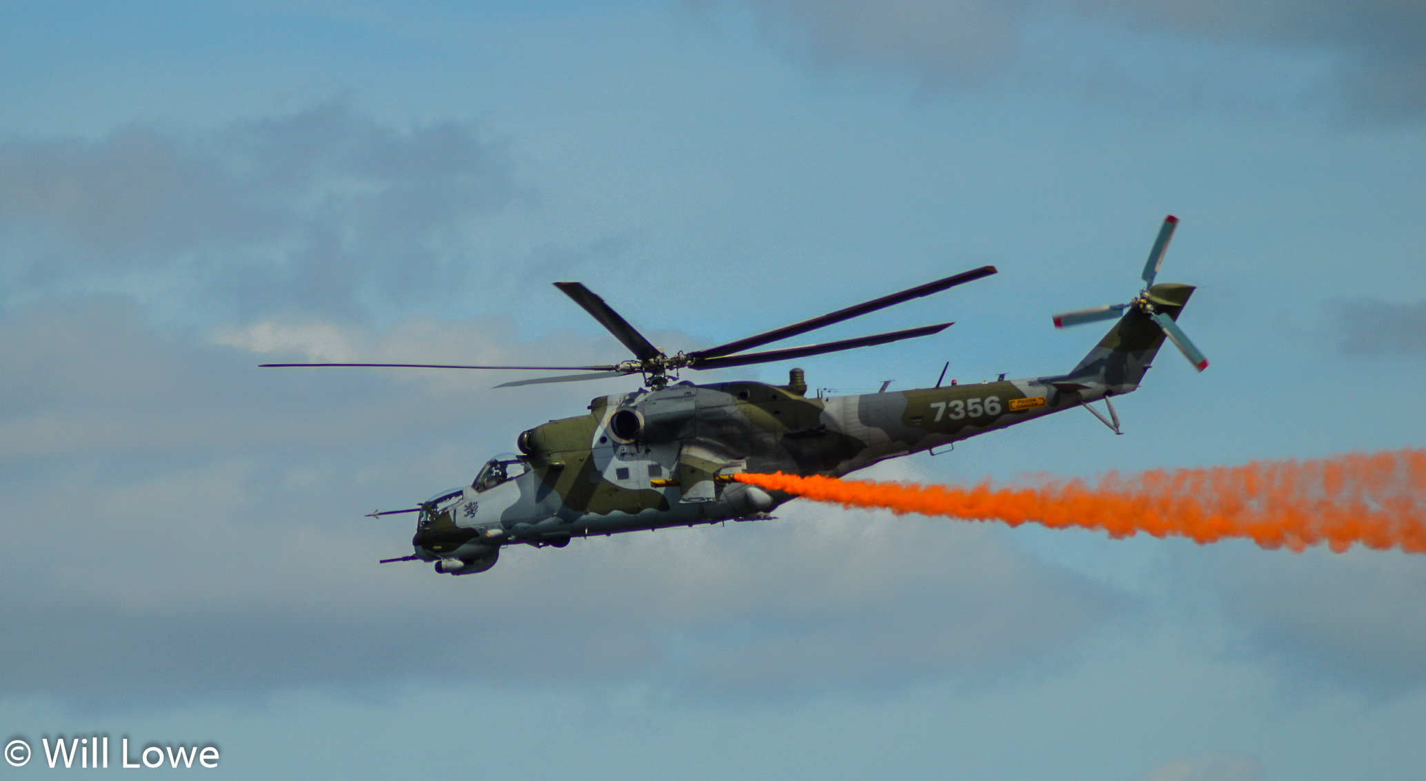 Czech Air Force Mi-24V-Mi-35