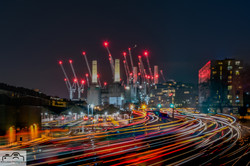 Light Trails - Victoria Station