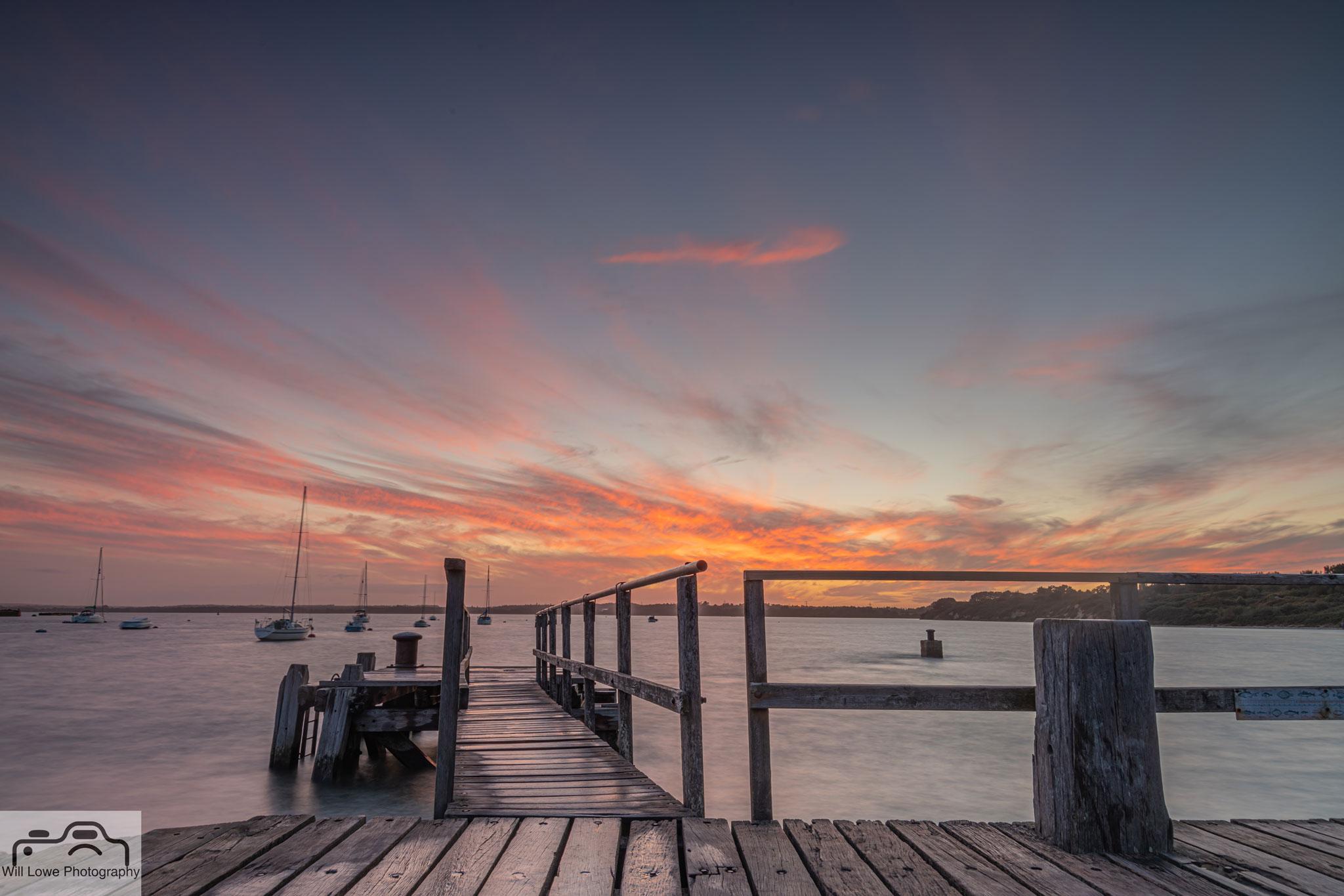 Lake Pier Hamworthy