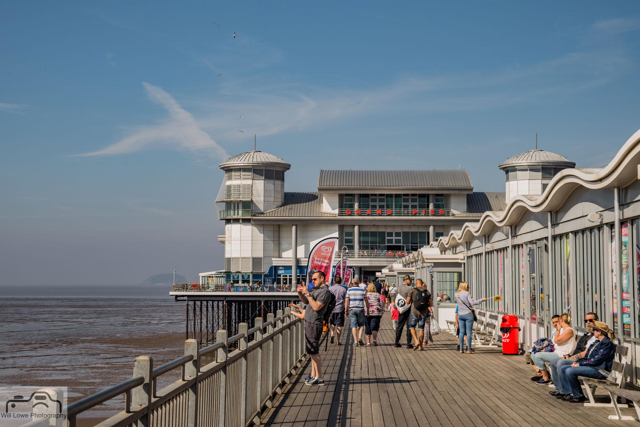 Grand Pier Weston-super-Mare