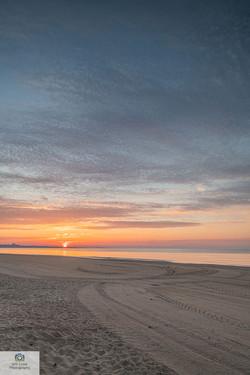 Sunrise Sandbanks Beach