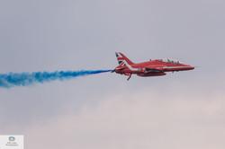 RAF Red Arrows - 2021