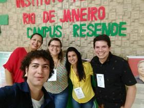Visita ao campus Resende (2018)