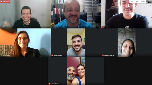 Defesa remota de Especialização de Tamires Batista de Oliveira (24/11/2020) no Programa de Estudos Linguísticos e Literários do IFRJ