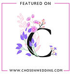 CWF Directory Only Badge Chosen Wedding