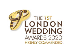 The London Wedding Awards 2020 - Highly
