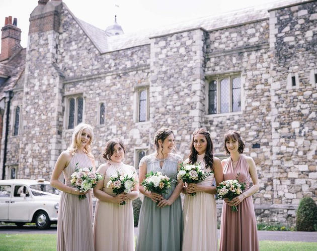 Bridesmaids Beauty