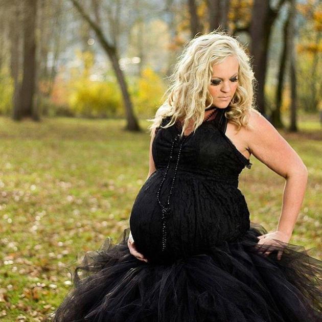 Maternity Photoshoot Makeup