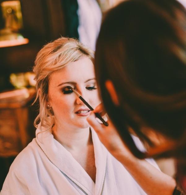 Herne Hill Wedding Makeup