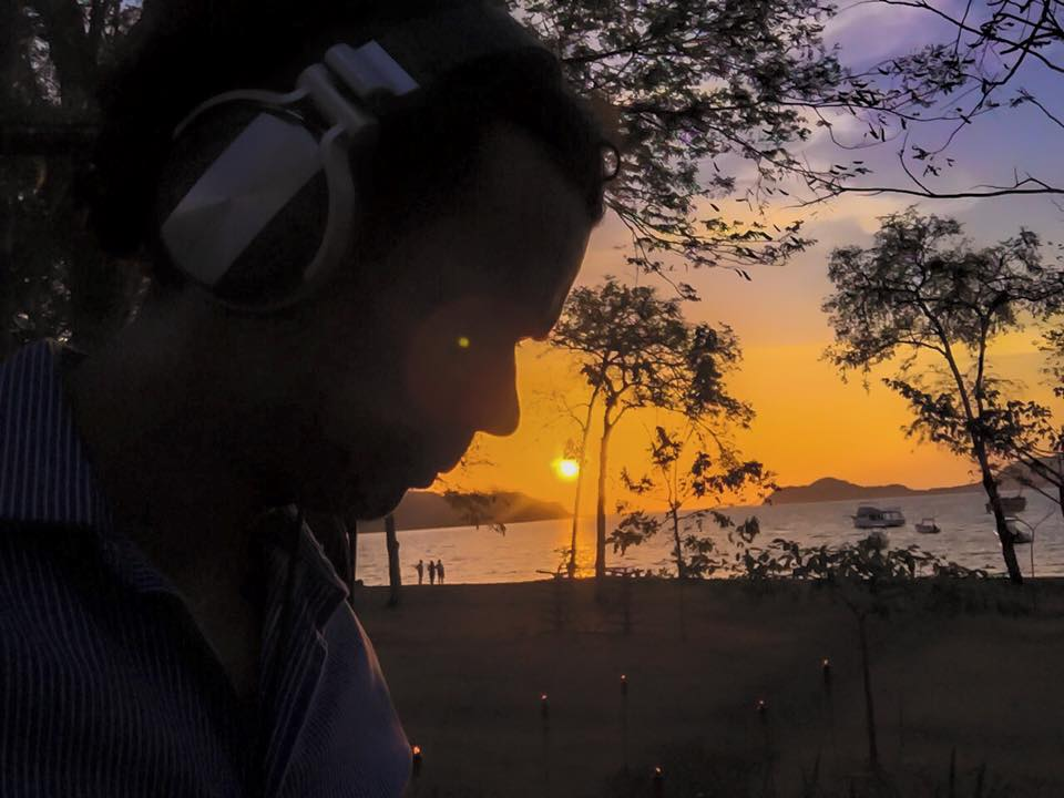 Sunset Session House Music