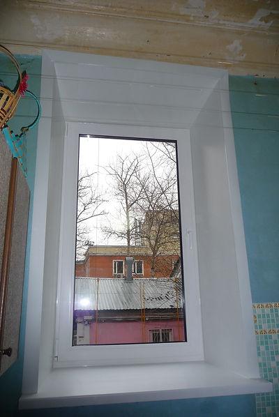 Установка откосов в сталинском доме недорого  Mosotkos.ru