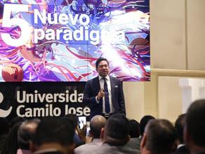 Los mexicanos en la Cumbre Mundial de Comunicación-España