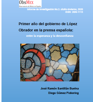 Estudio: Primer año de gobierno de López Obrador en la prensa española