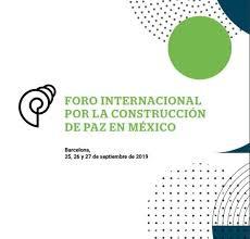 Construyendo la paz en México desde Barcelona