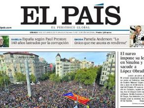 2019: México, en la prensa española