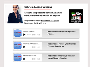 Los podcasts del Observatorio