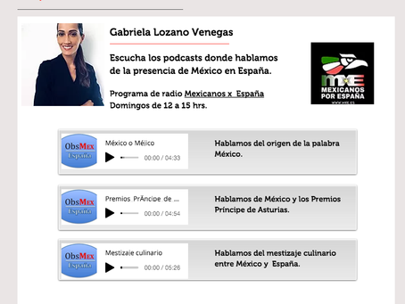 Los podcasts del Observatorio