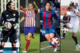 Futbolistas mexicanas conquistan España