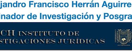 """""""Un estudio oportuno y útil"""": Dr. Alejandro Herrán Aguirre"""