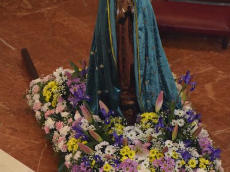 España festeja a la Virgen de Guadalupe