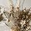 Thumbnail: Dry flower arrange -white -