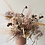 Thumbnail: Dry flower arrange -pink -