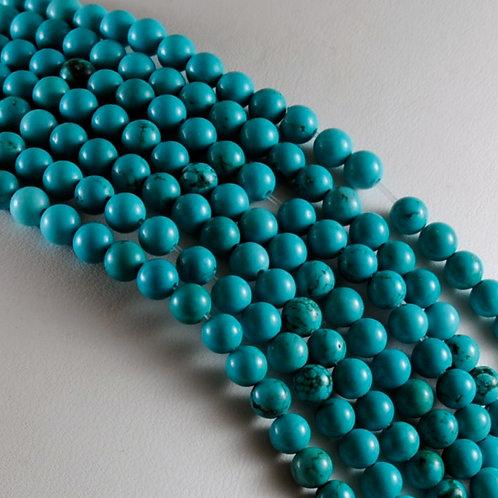 Tibetan Turquoise 4 mm