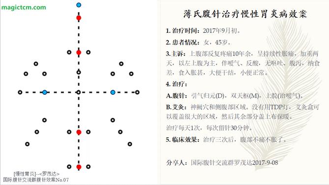 No. 07 慢性胃炎 (Chronic Gastritis)
