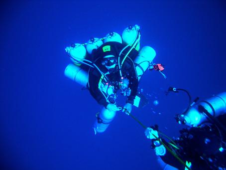 Record in immersione libera