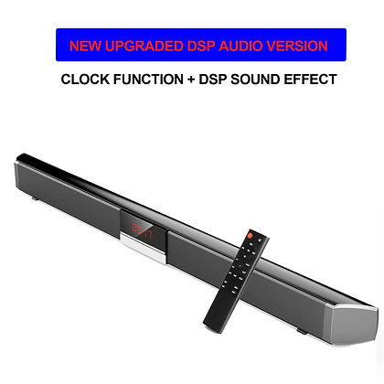 R100 Original New Soundbar Bluetooth TV Computer Phone Sound Bar WirelessSpeaker
