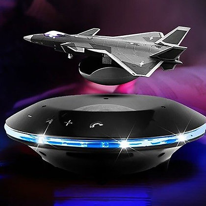 Smart Bluetooth Speakers Magnetic Levitation Design Bass Stereo Surround