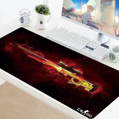 CSGO Large Game Mouse Pad Mat Laptop Gaming Mousepad XL Anti-Slip Rubber Grande