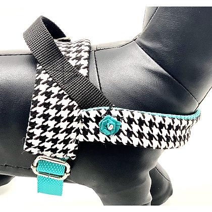 Kerberos Pied De Poule Dog Harness