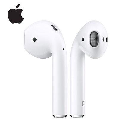 Apple Airpods 1st Original Wireless Bluetooth Earphone Tones Connect Siri