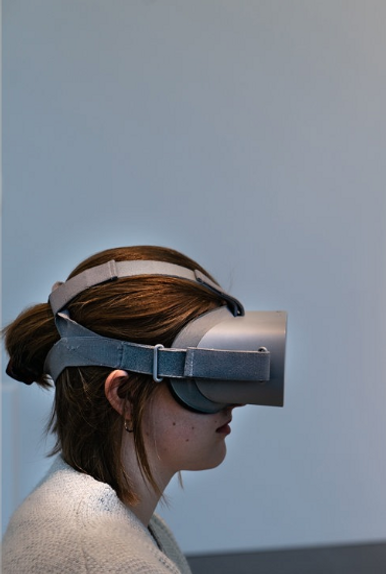Louisa Clement - Aporias, 2019 - VR Experience