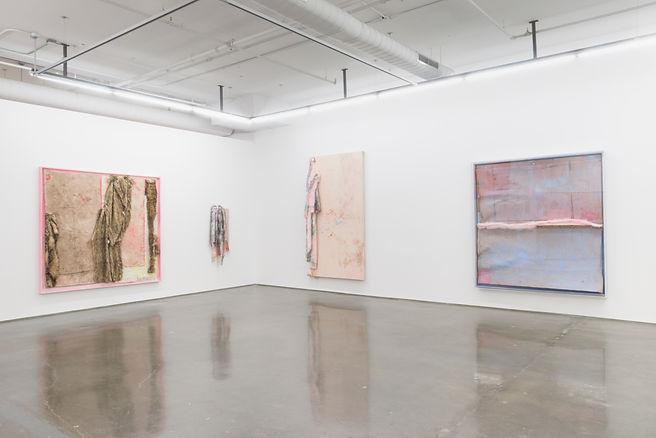 Yves Scherer 'Primal', Installation view