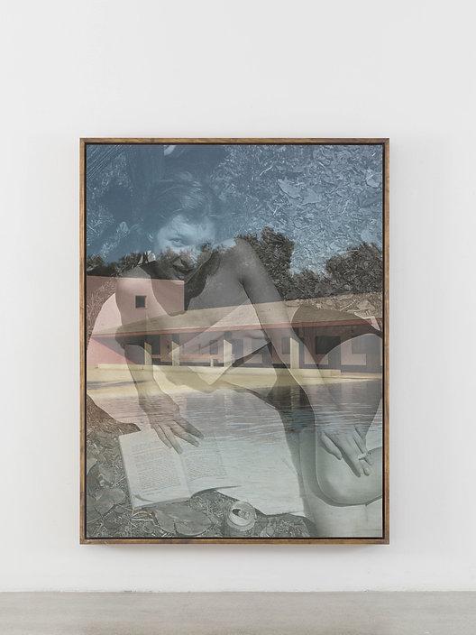 Yves Scherer, Lust for life, 2020 Lentic