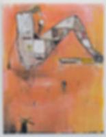 Fraum mit eisbein,2014-180x140 cm.jpg
