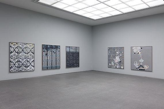 Gert & Uwe Tobias, Grisaille, Pinakothek