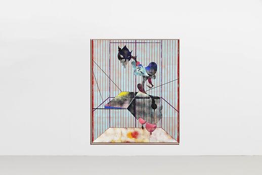 Gert & Uwe tobias Untitled 2018, 168 x 2