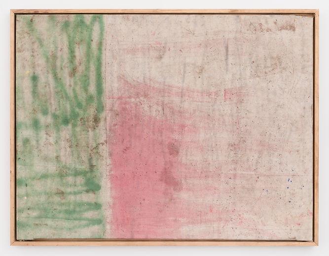 Yves Scherer 'Untitled (Green)', 2017_18